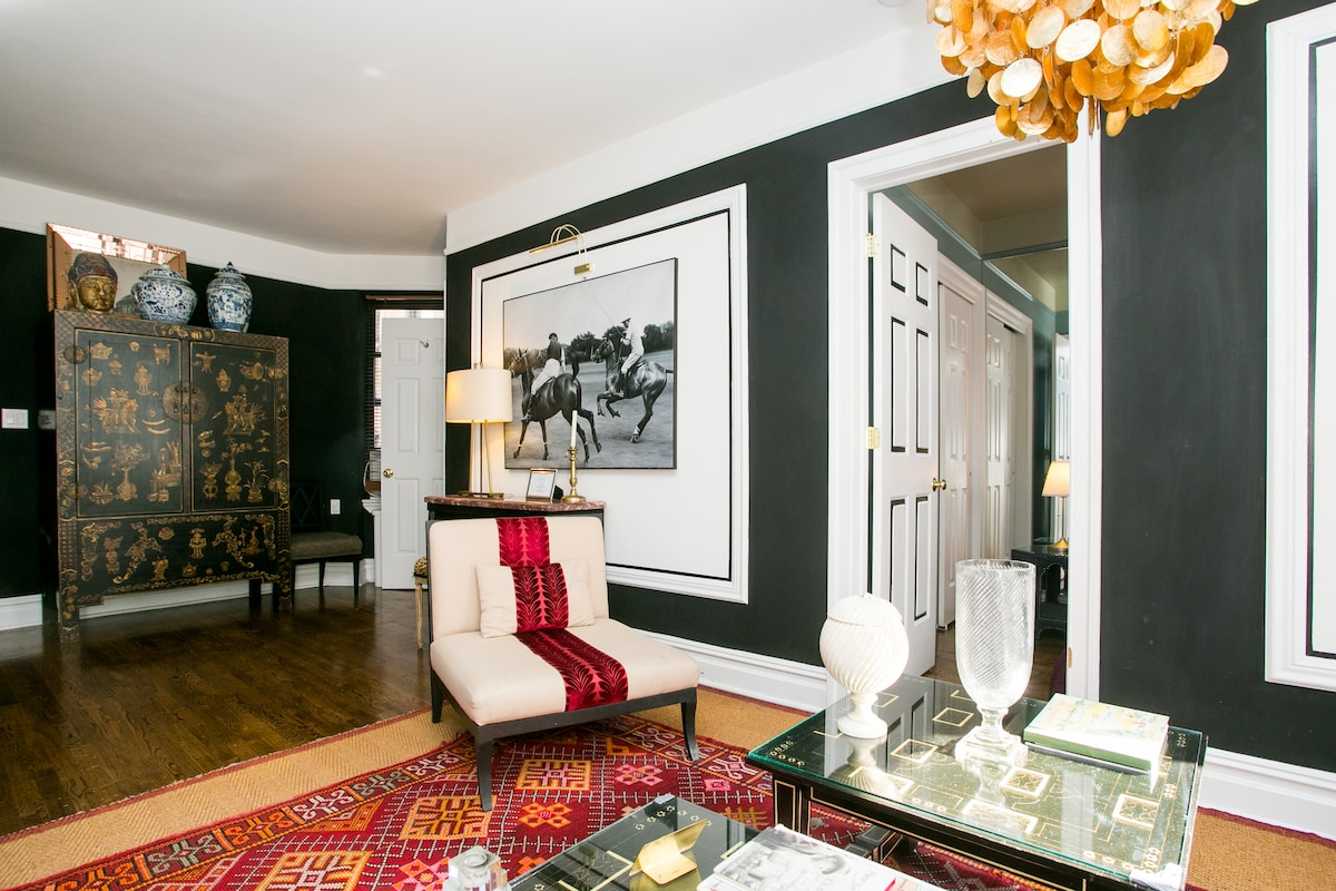 Manhattan.Furnished 2 bedrooms 3A. in New York
