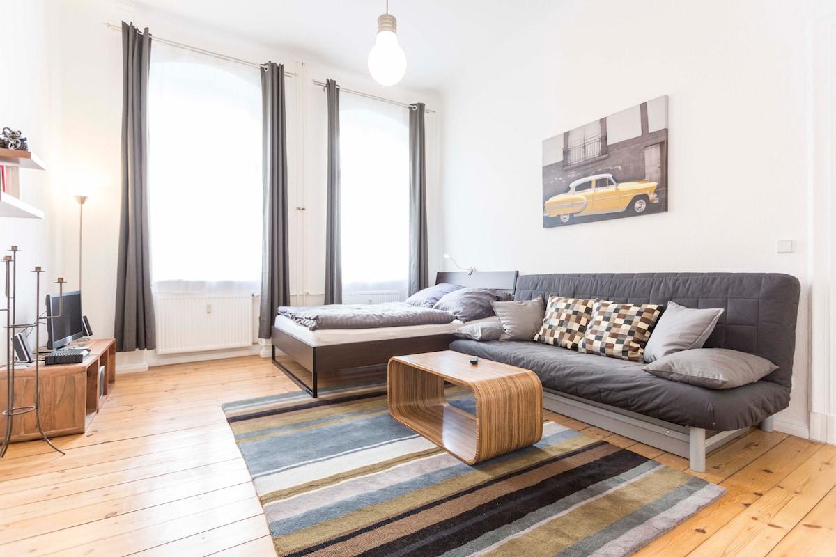 Modern Living in Prenzlauer Berg
