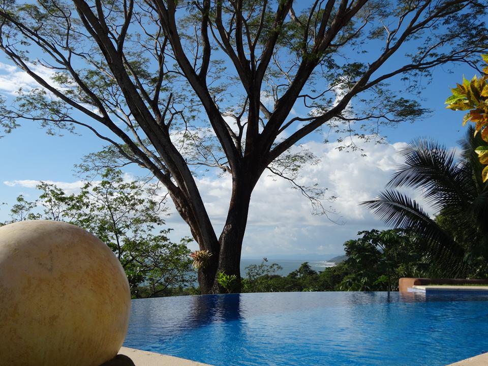 Luxury Seaside Villa in Mal Pais