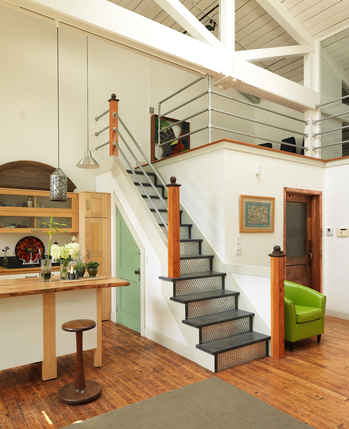 Urban Loft in Creative Community