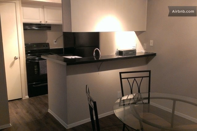 (D) Downtown Two Bedroom Apartment