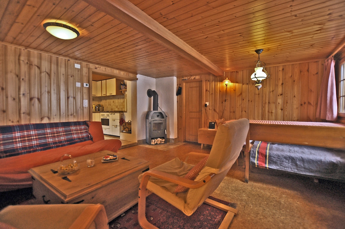 Nicely renovated Chalet - 6 pers