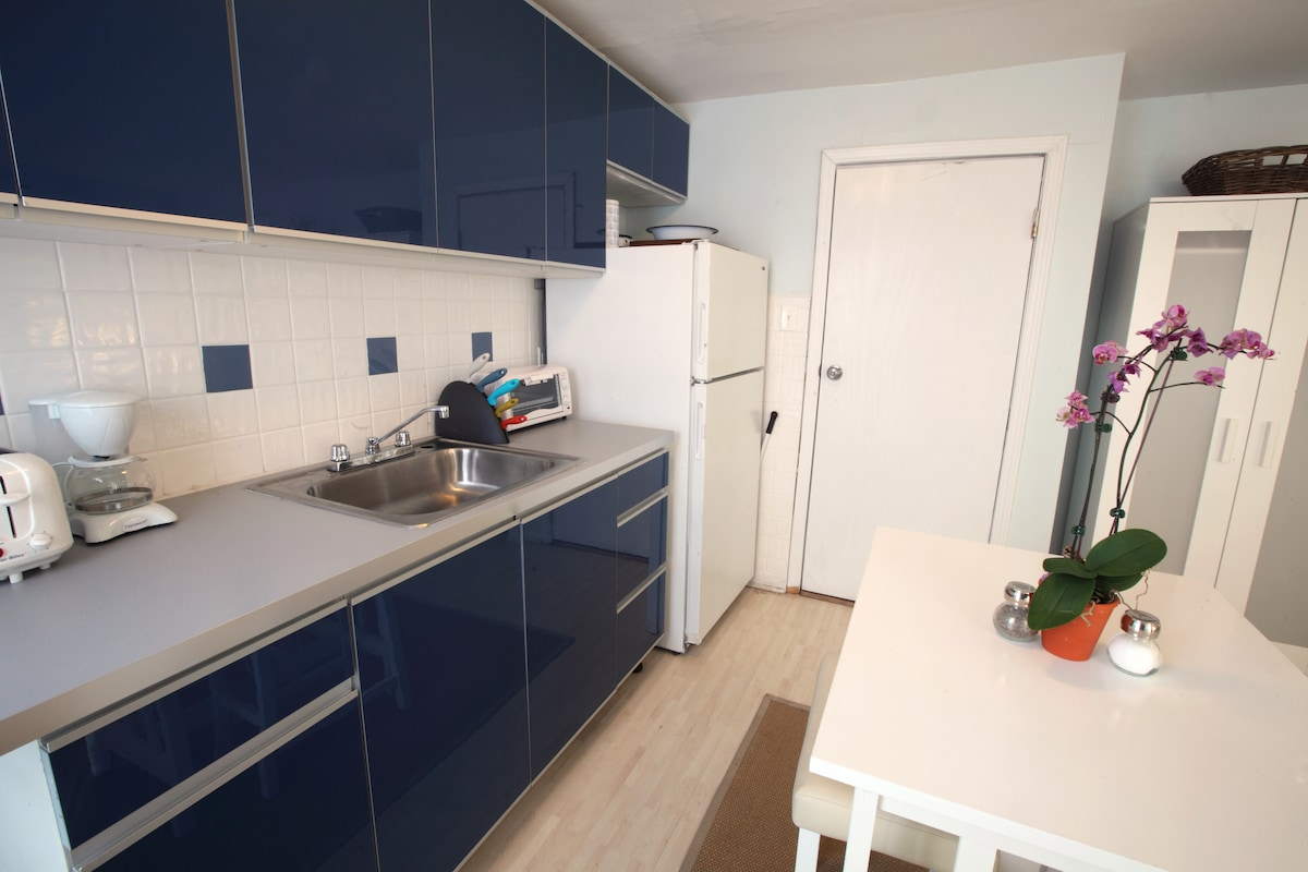 Kitchenette in Guest Room