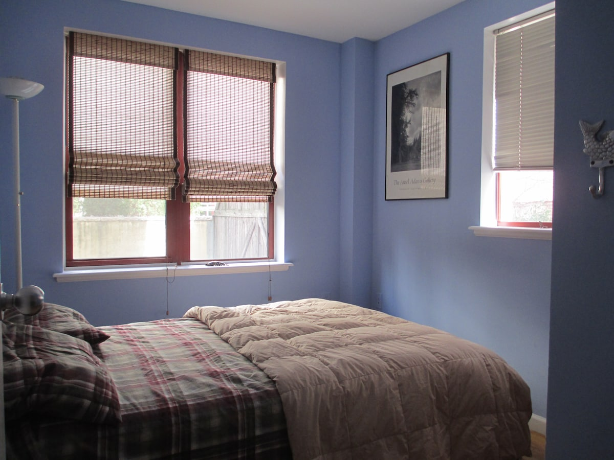 Bedroom # 1 (upstairs)