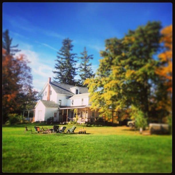 Vintage Catskills Farmhouse est1790