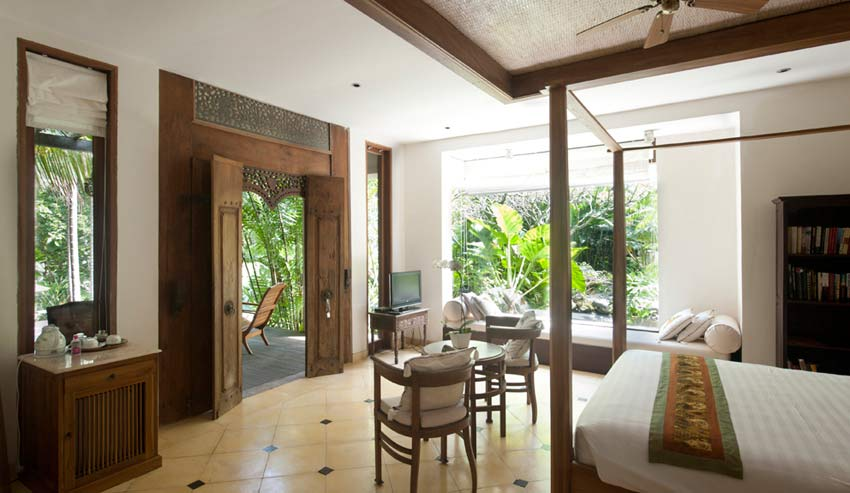 Private river valley suite - Jepun