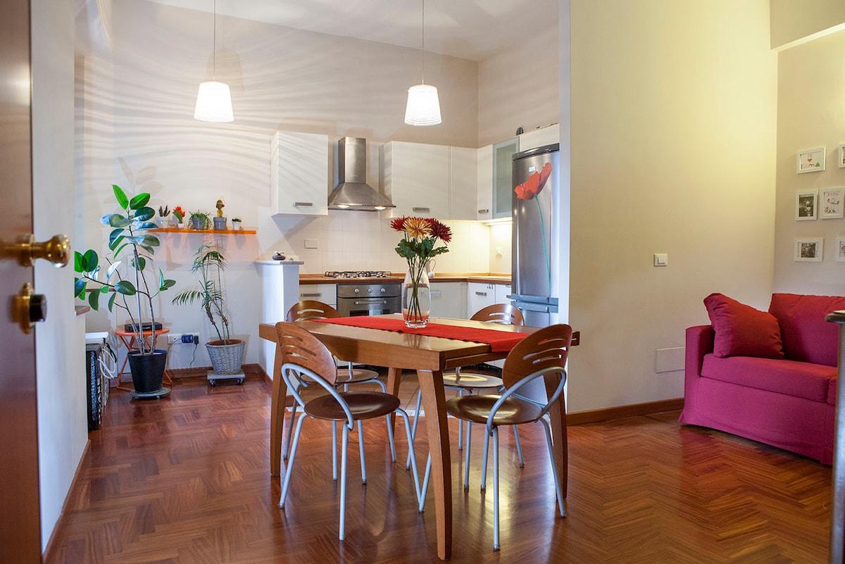 Apartment Trastevere Peppa Home
