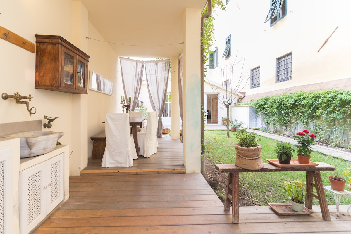 your private sanctuary in florence