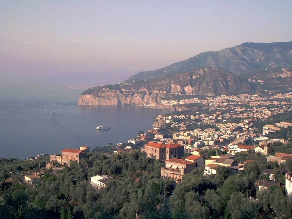 A charming apartment in Sorrento