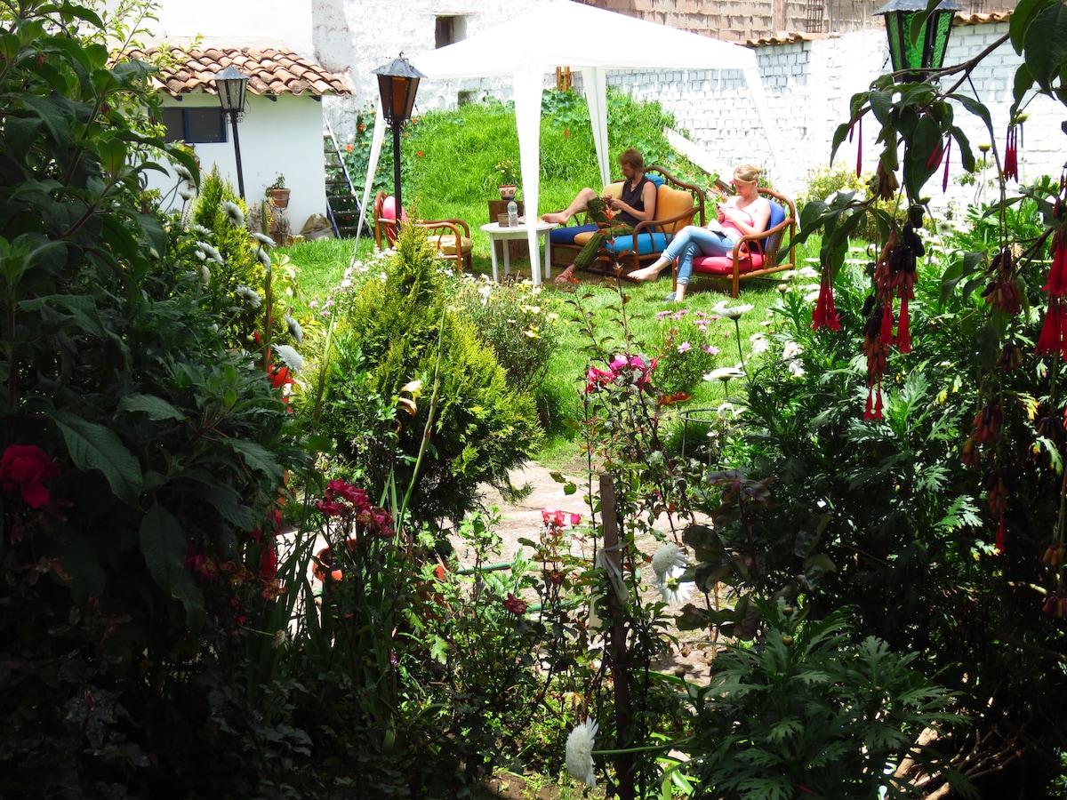 Villa Mágica hostel-Buffet breakfas