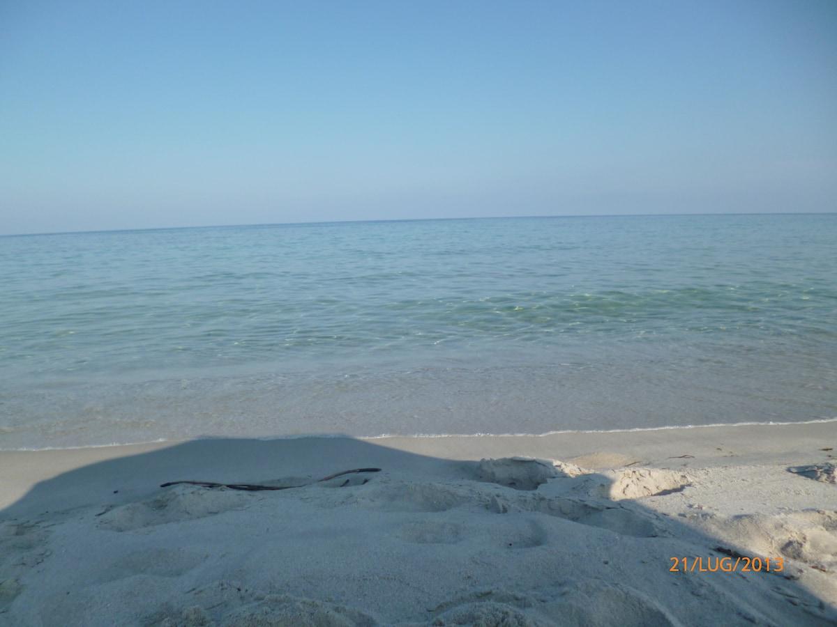 APARTMENT 5mn WONDERFUL SEA Sardo