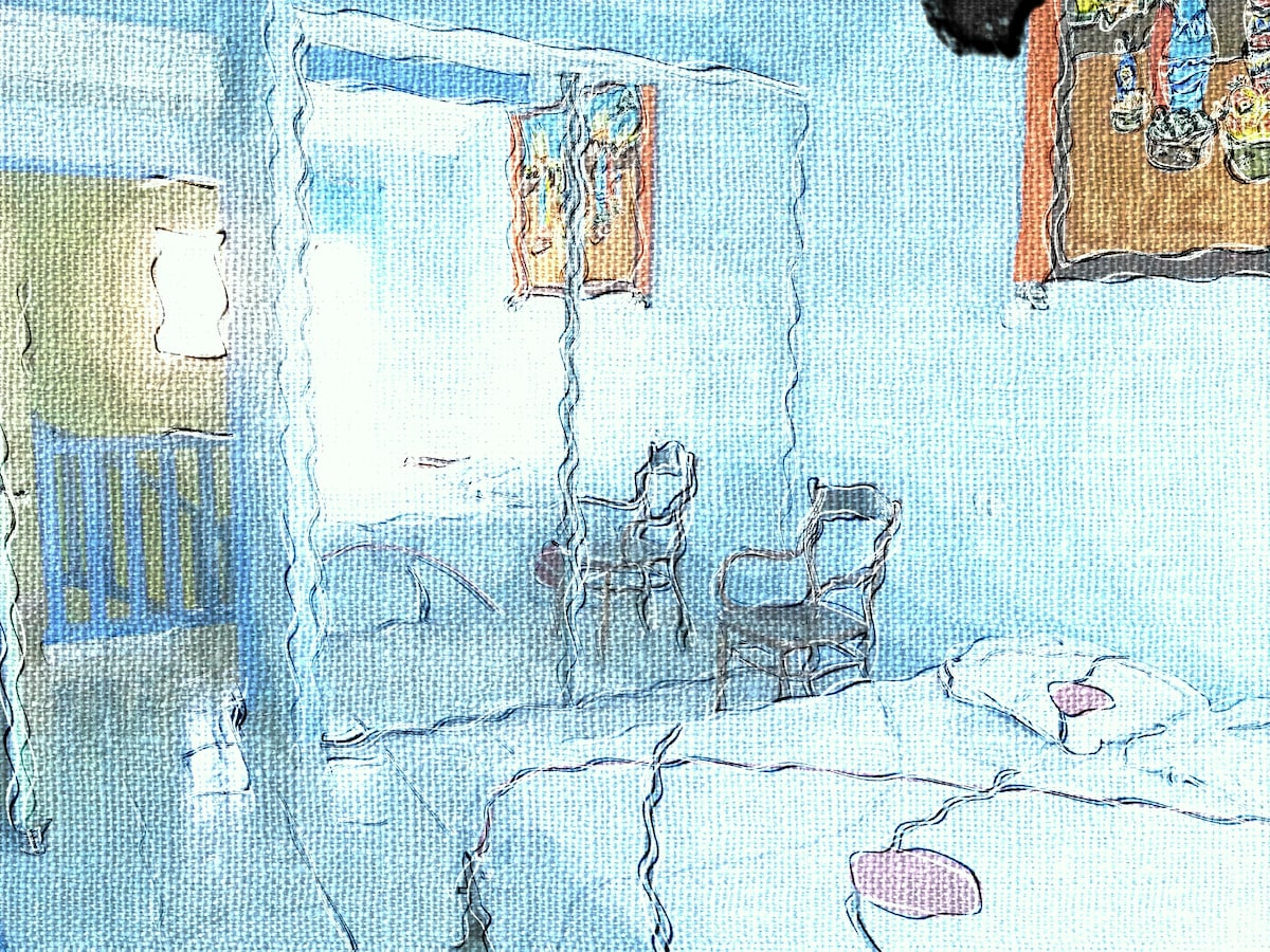 Chambre Essaouira