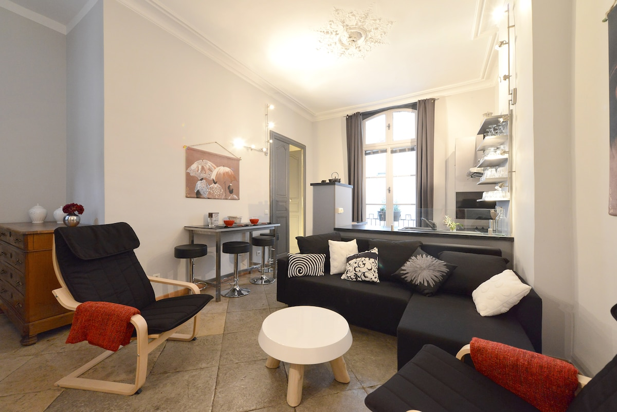 Charming flat in the heart of Nîmes