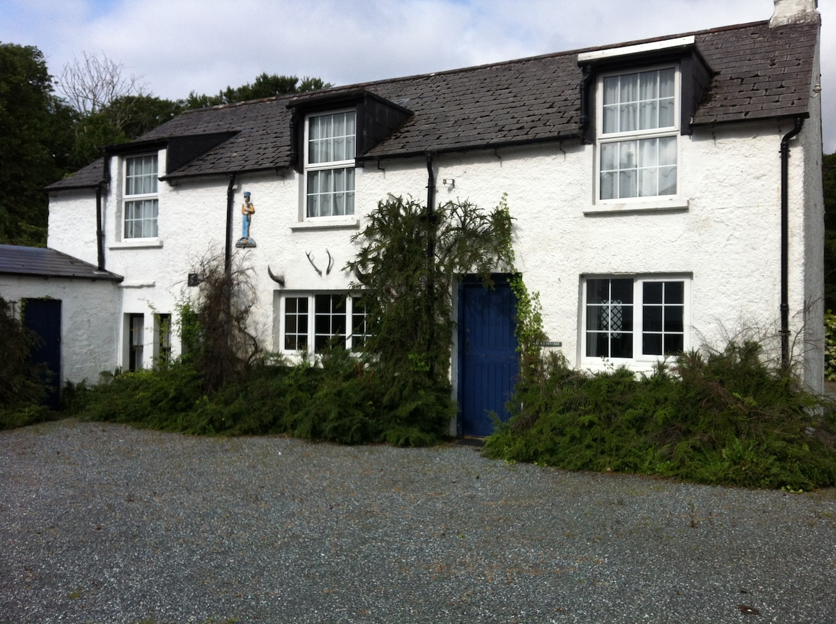 Charming cosy cottage in Rathmullan