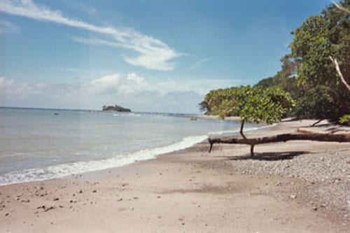 Beachfront House near Montezuma
