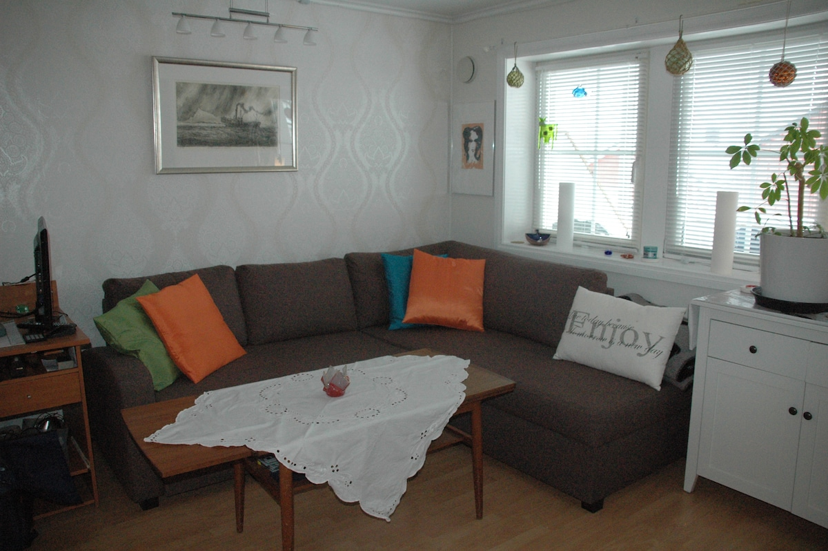 Stue / Living rooms