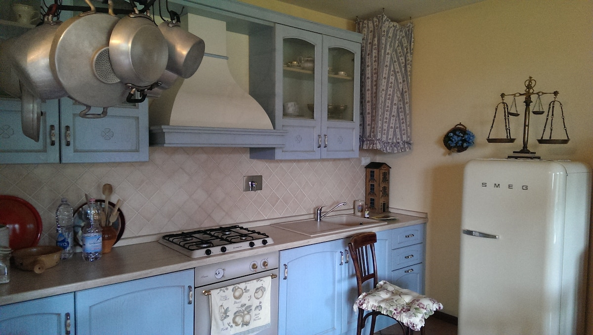 Nice flat in the hearth of Tuscany
