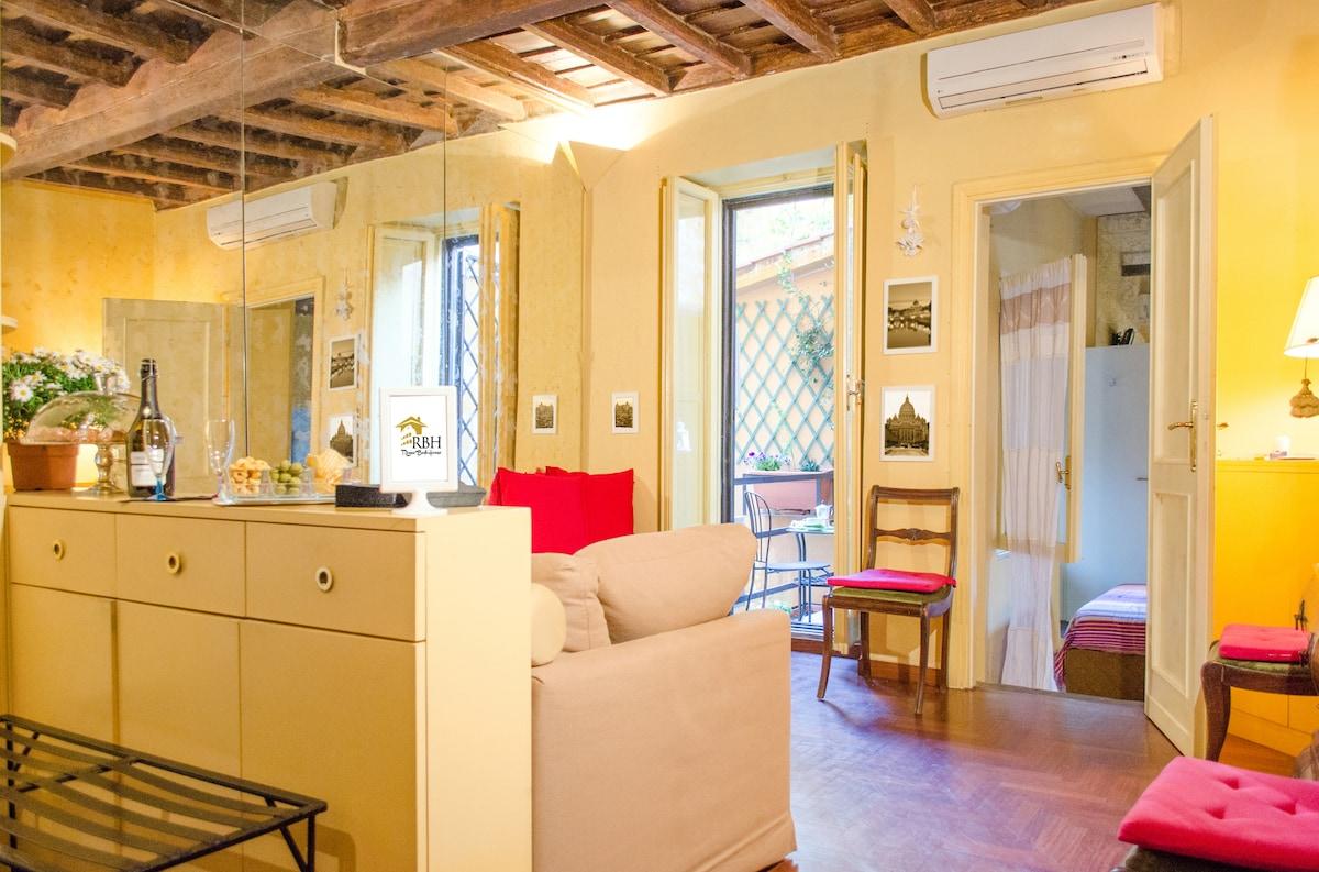 Rome Best House, Piazza di Spagna