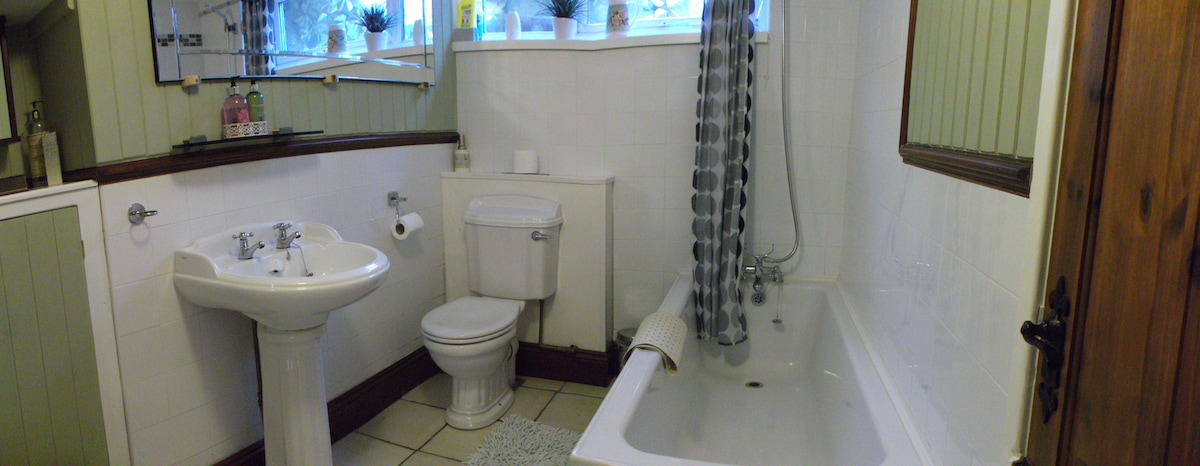 Your own bathroom facilities