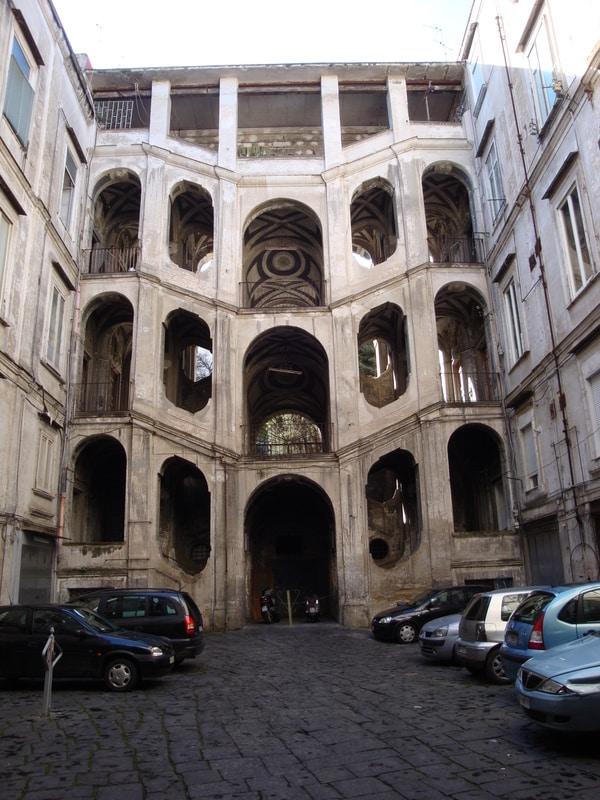 Studio flat at Palazzo Sanfelice