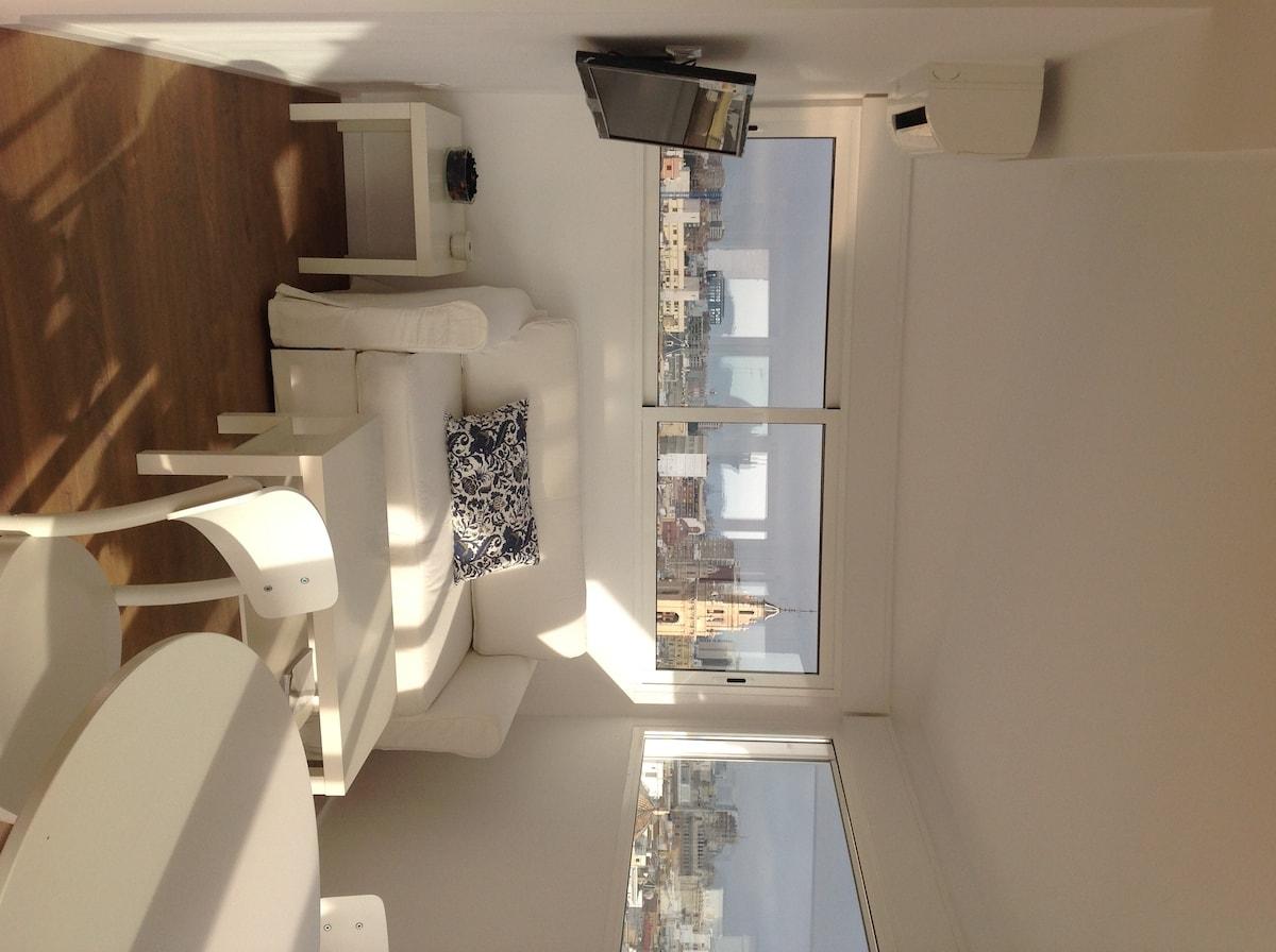 ☼Lovely, Sunny & Calm 60m2 Terrace