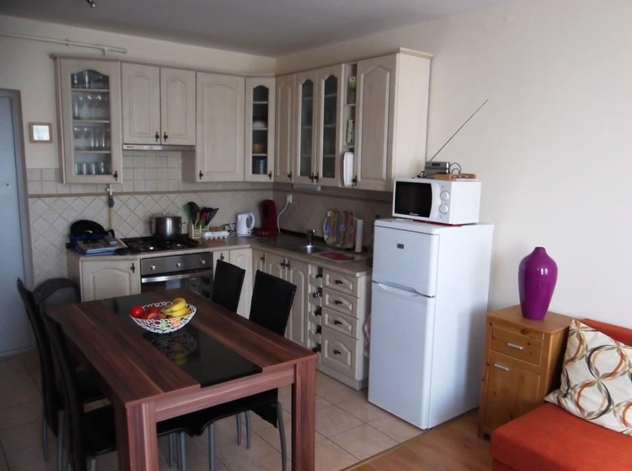 Appartement lac Balaton 4 personnes