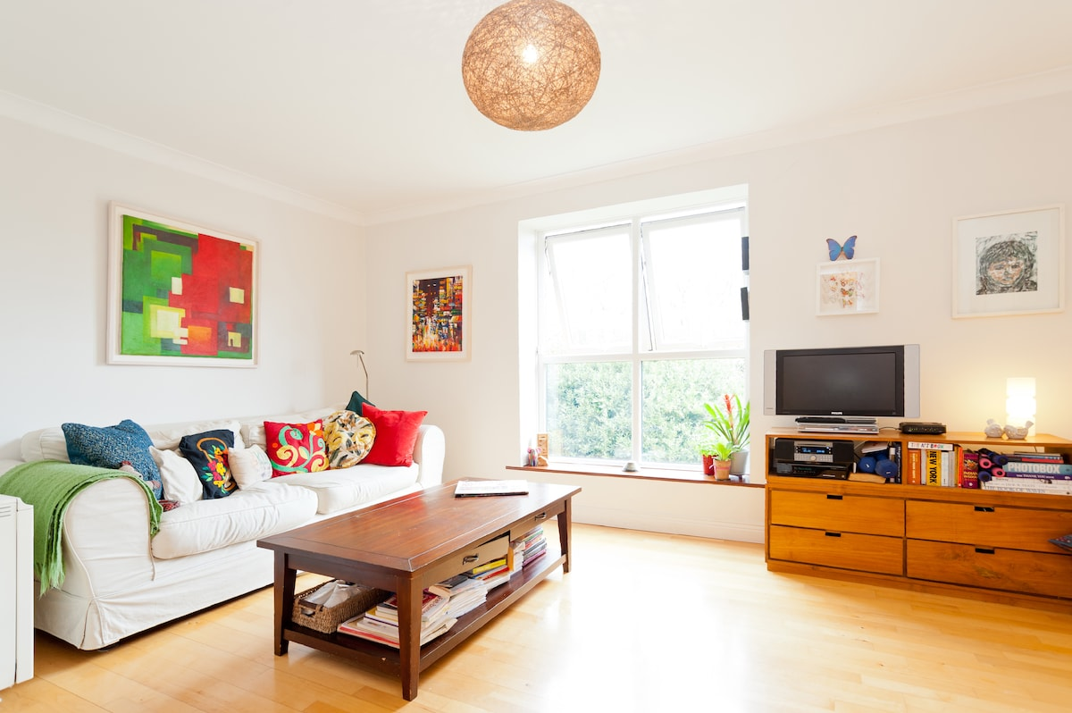 Bright & Airy 1bd Dublin 6