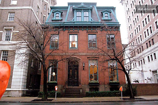 Built in 1874 for Senator William Pinkney Whyte.