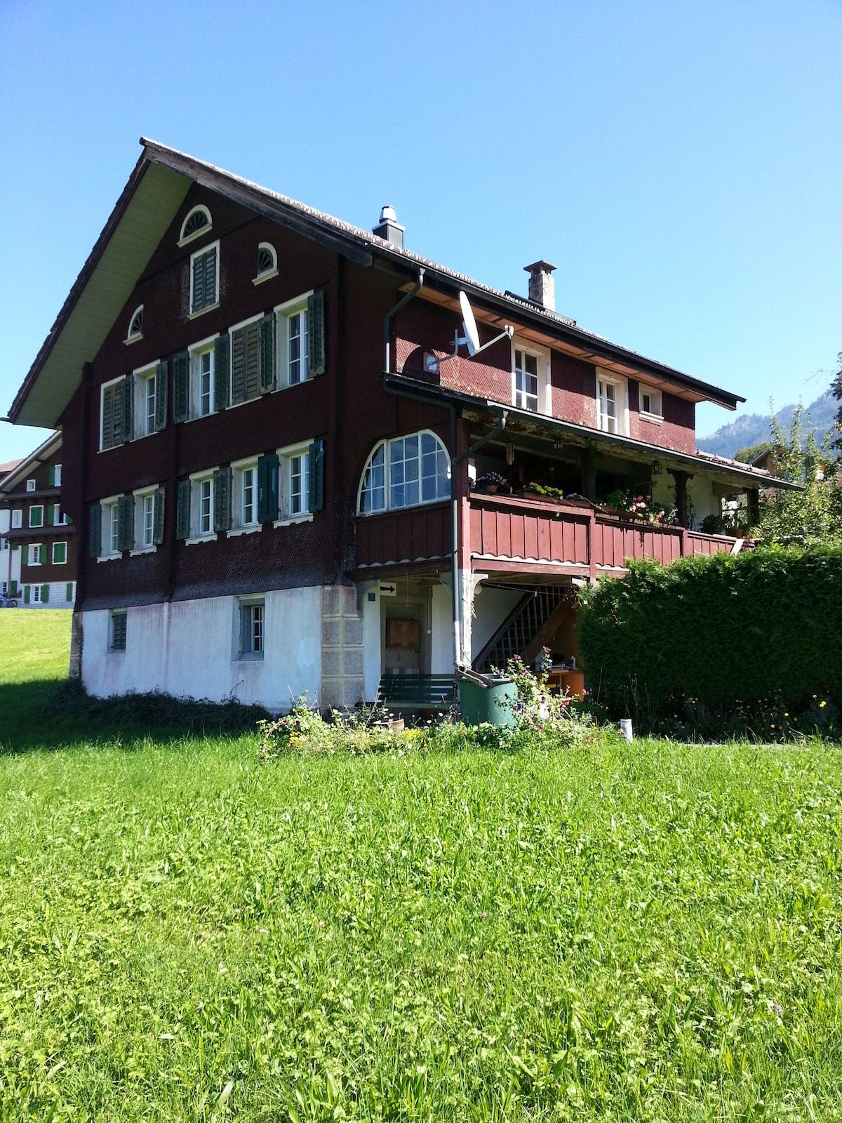 Pure nature - near Lucerne