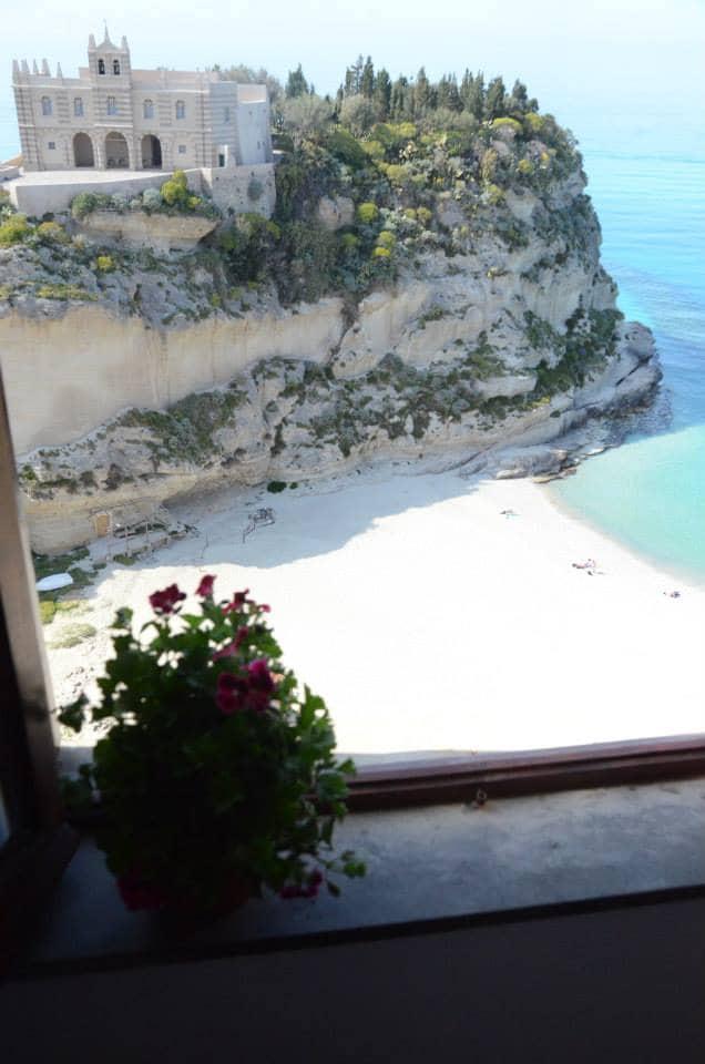 Casa vacanze a Tropea panoramica