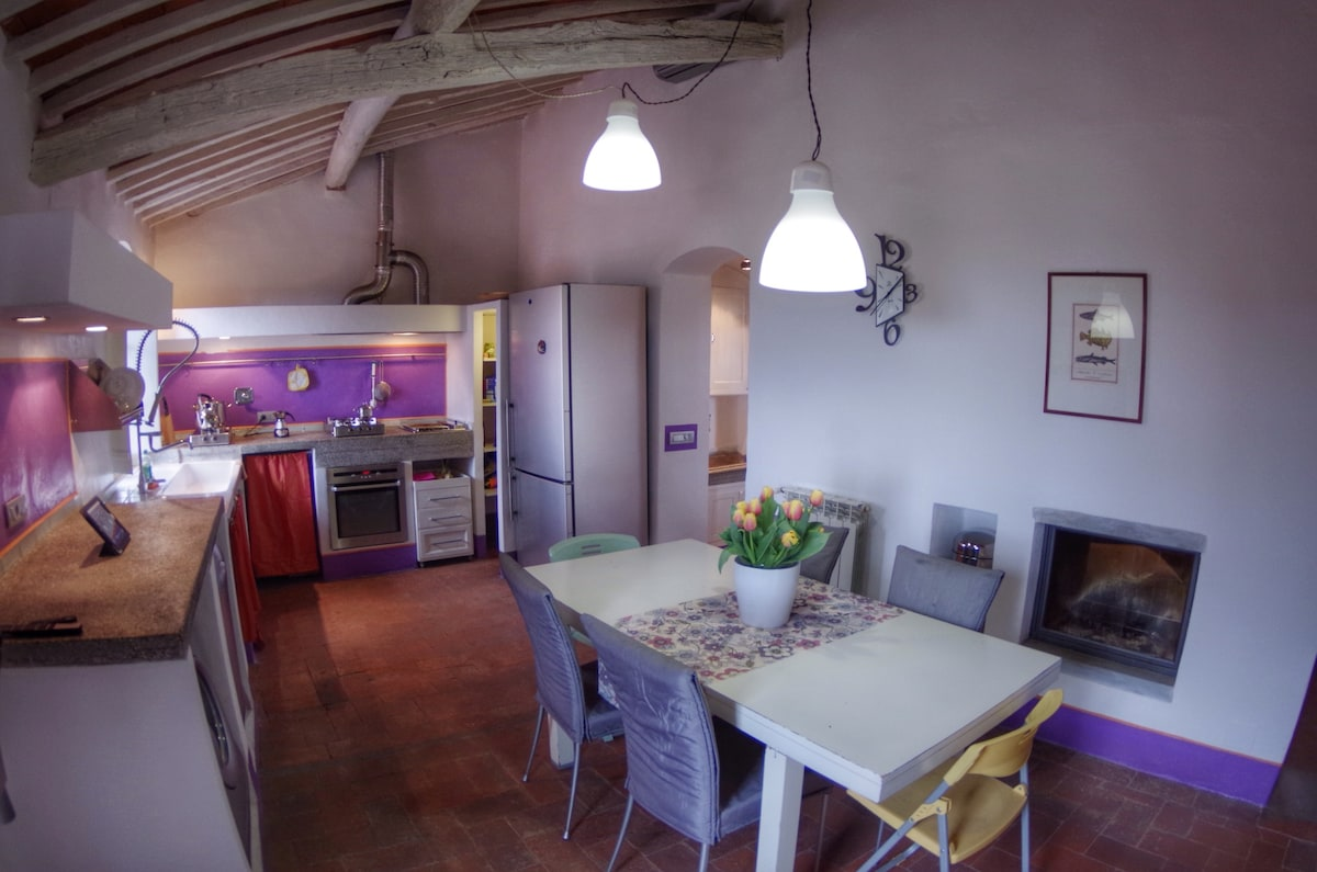 Fabulous apartment Tuscan Maremma