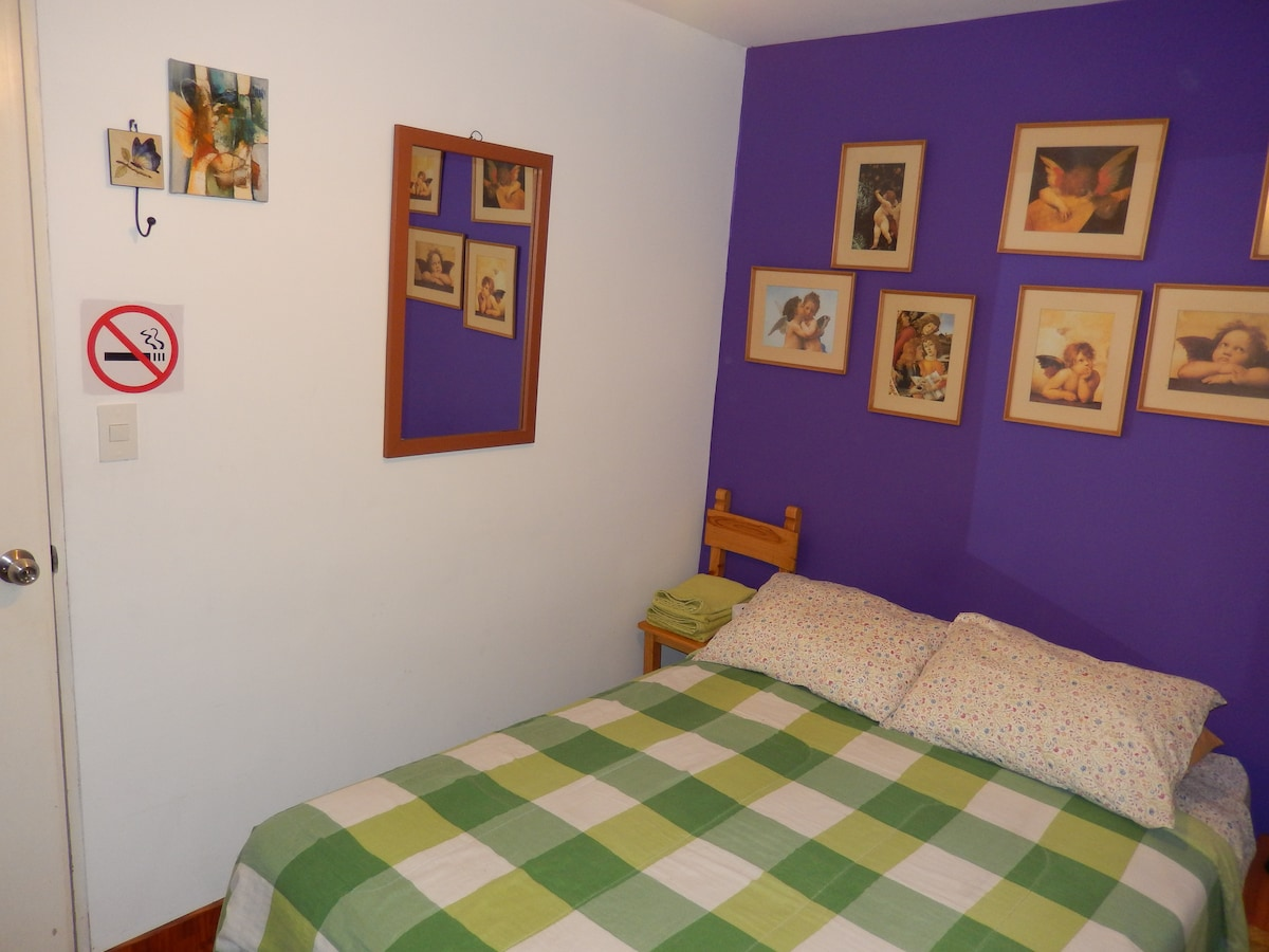 1 MIRAFLORES, Sunny Lovely Bedroom