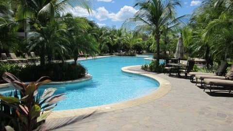 5-star resort, Playa Del Coco
