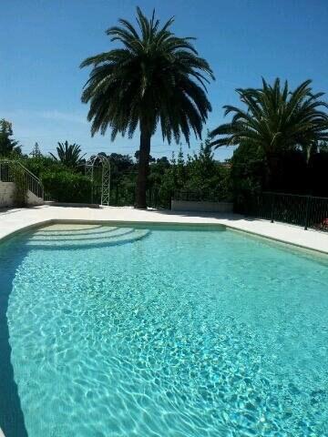 NICE Studio belle residence piscine