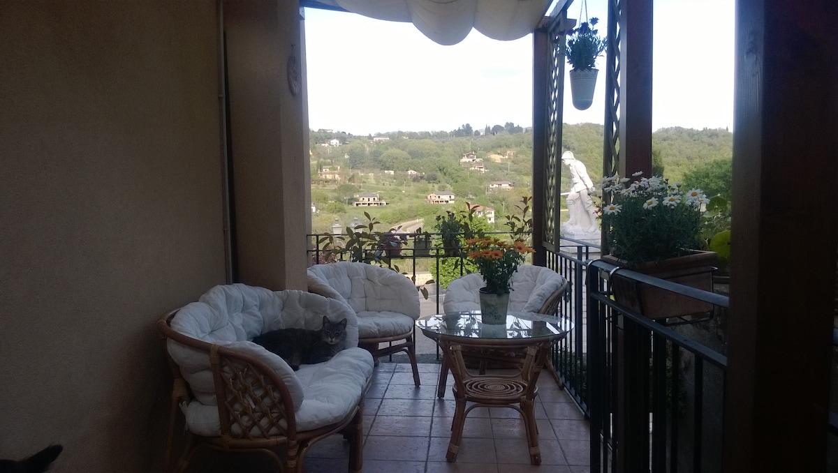 La Casa di Romeo - Loft in Umbria