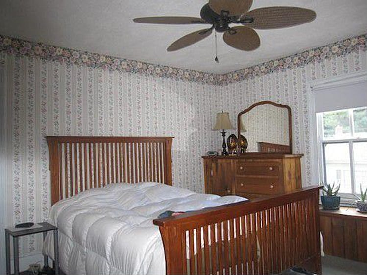 Private Bedroom in Victorian Home