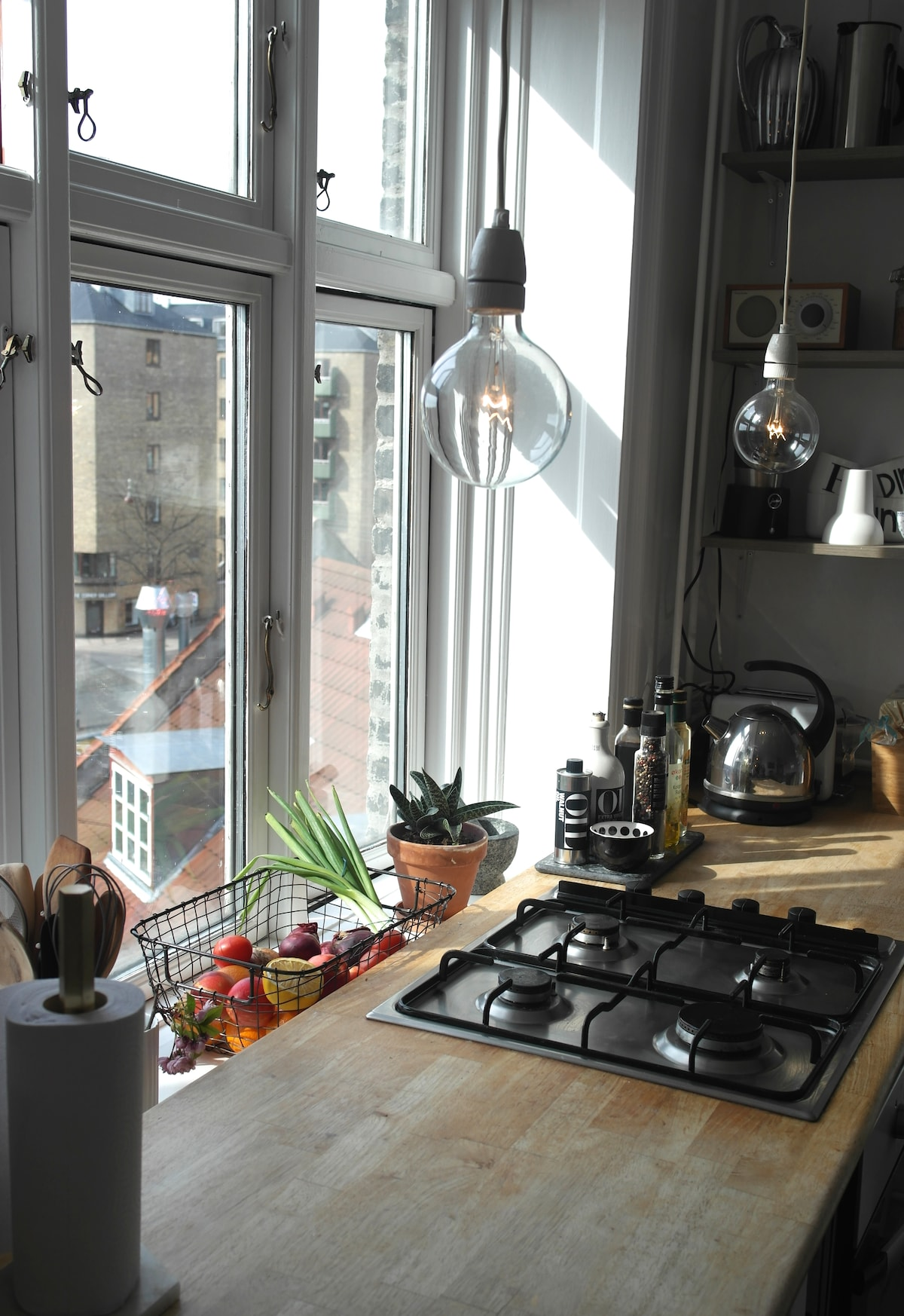 Charming, Central, City-apartment