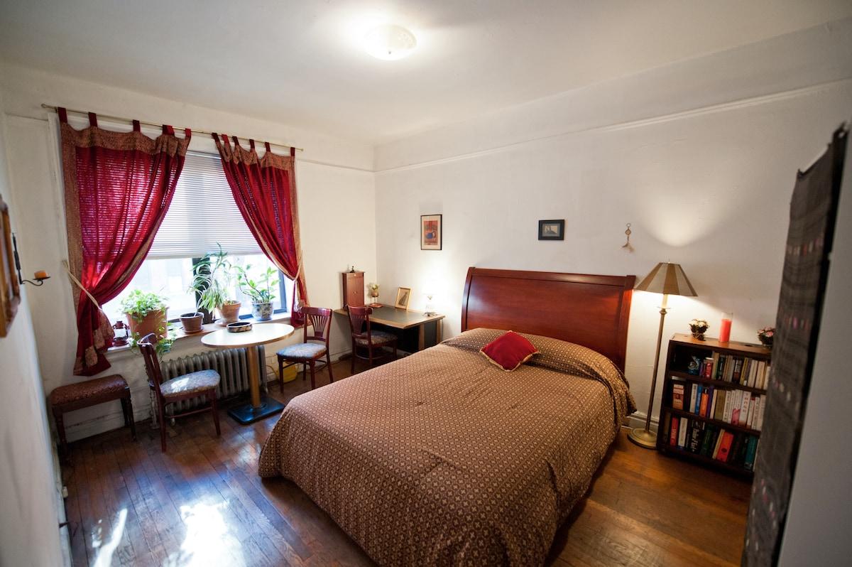 Good Sized Sunny Room East Village