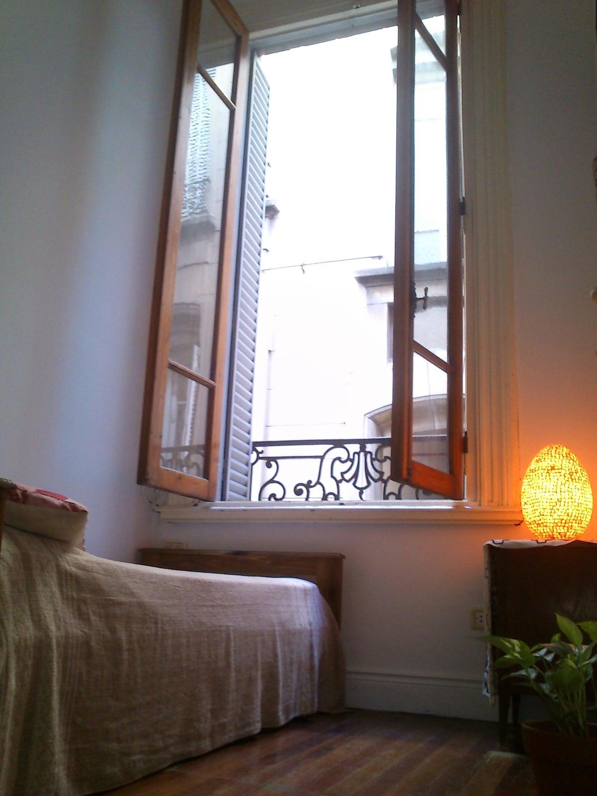 Private room Balvanera perfect loc