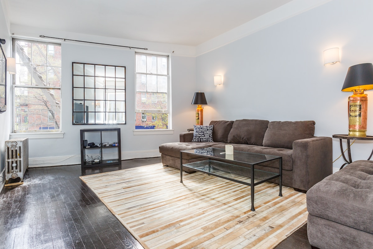 West Village Wonder -spacious 1 bed