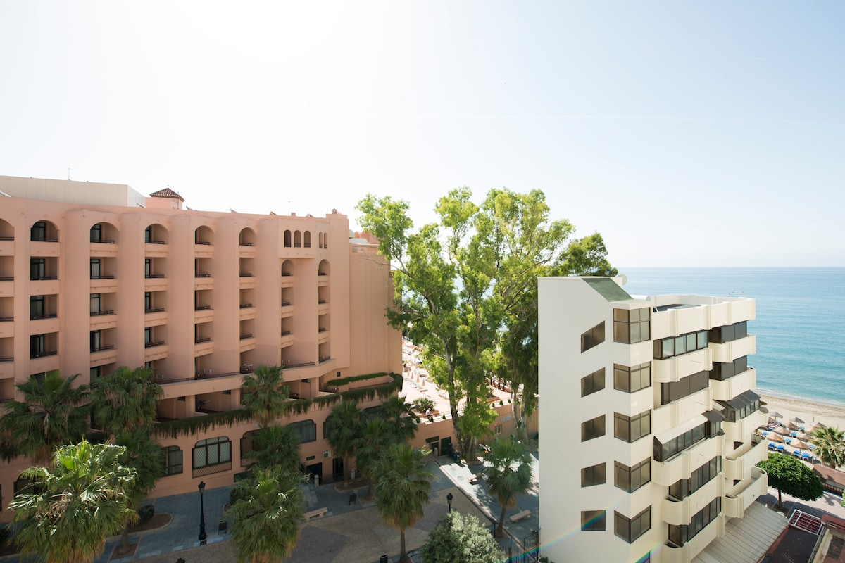 Beach Studio Center off Marbella..!