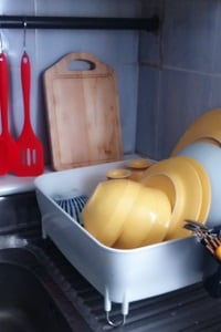 wanna cook? necessary kitchen ware is ready for you.