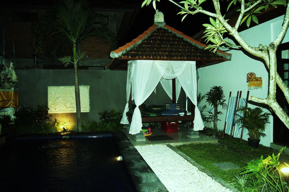 Sanur Villa Leli Satu private