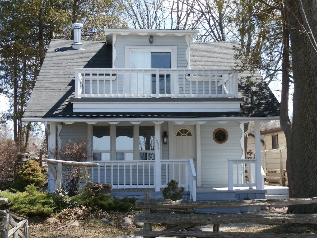 Bruce County Beach House