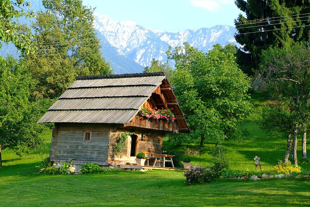 Romantic cottage in Carinthia