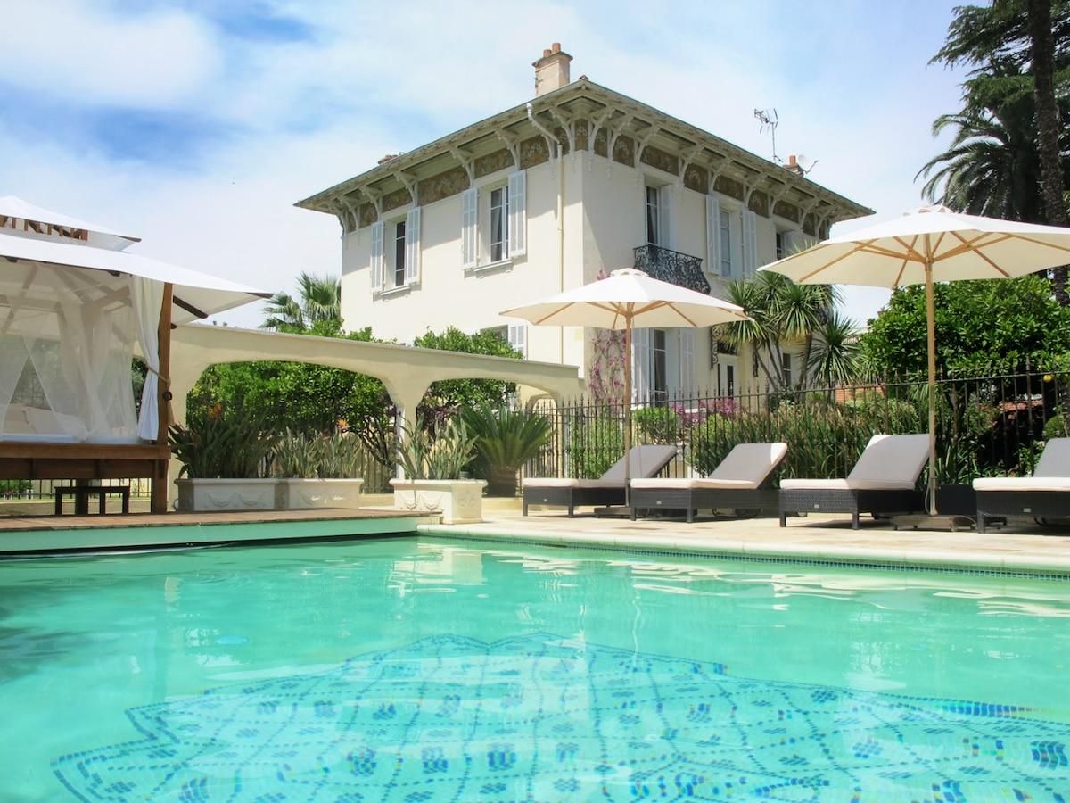 Dream Villa at the French Riviera
