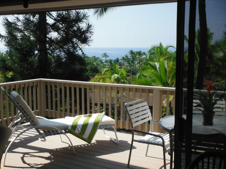 Panoramic  Ocean Views in Keauhou