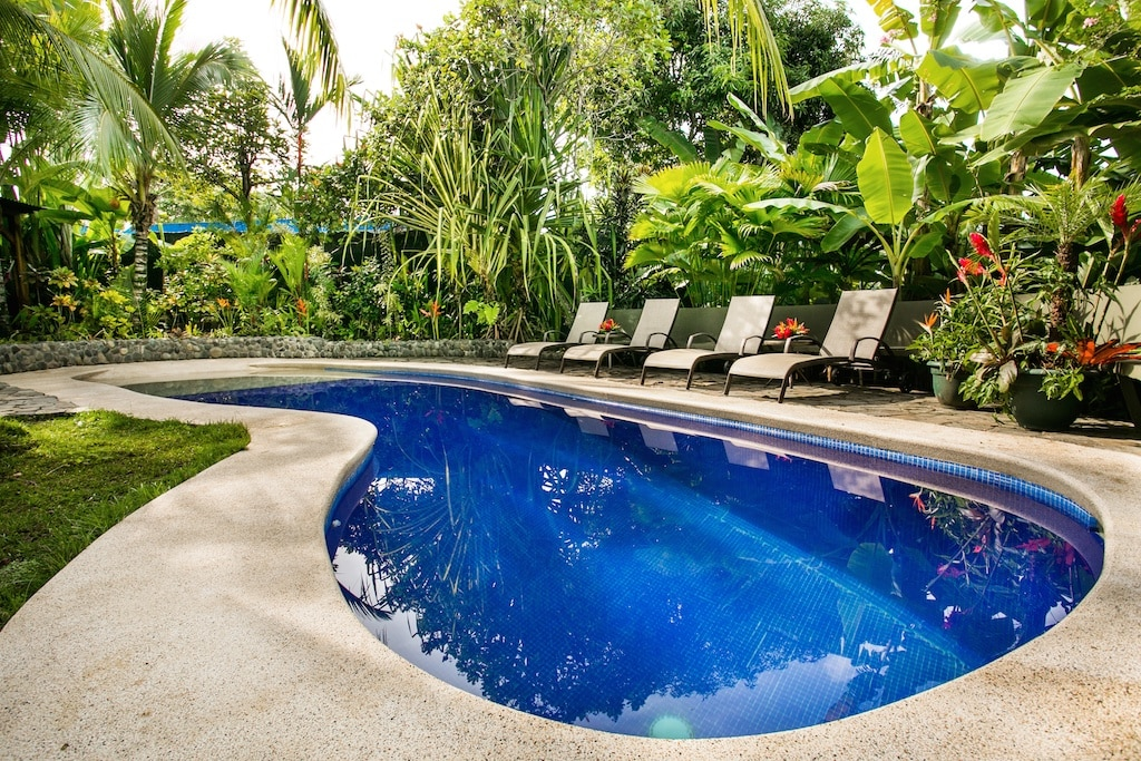 Wonderful swimming pool for your vacation