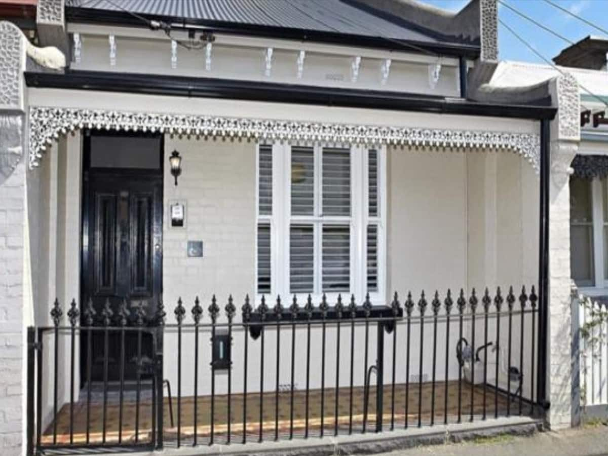 Raffles of Flemington Terrace House