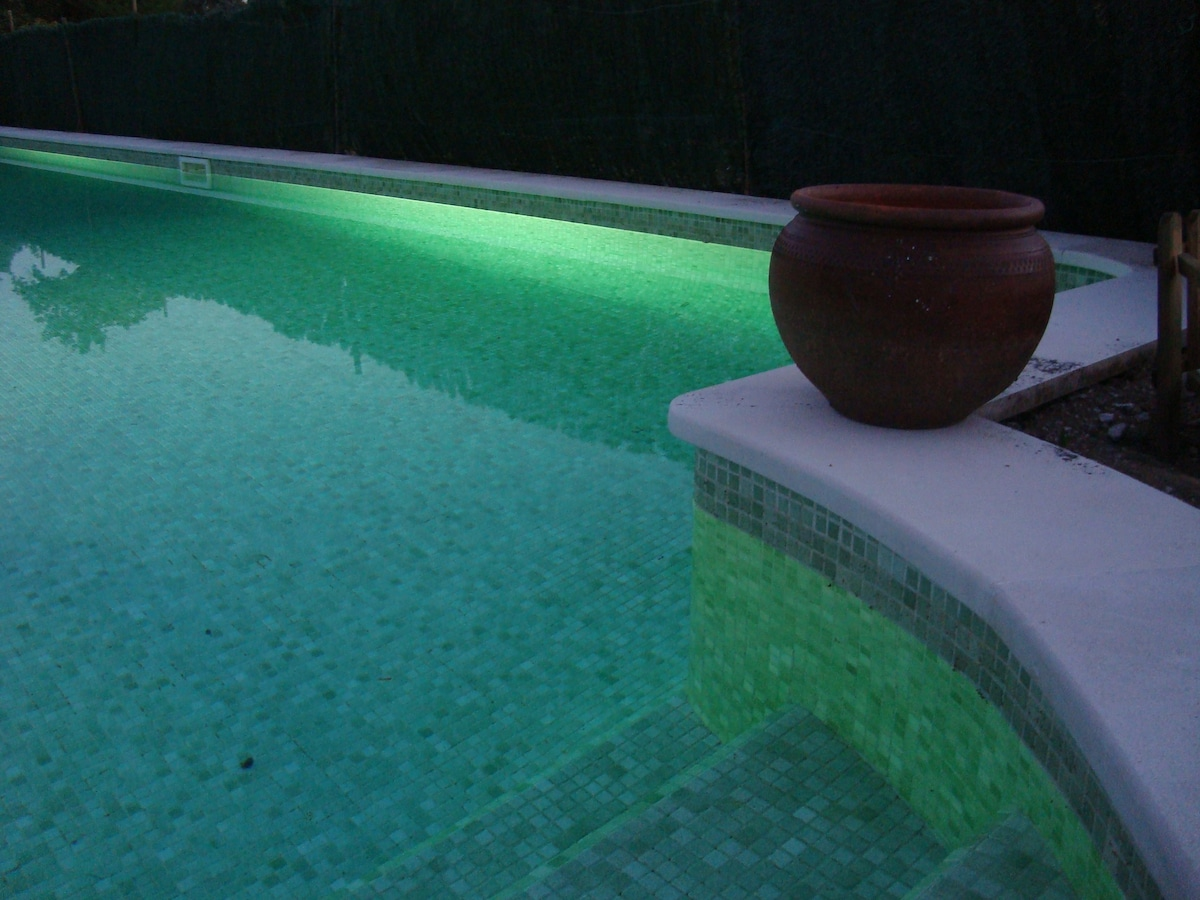 House with private pool in Evora